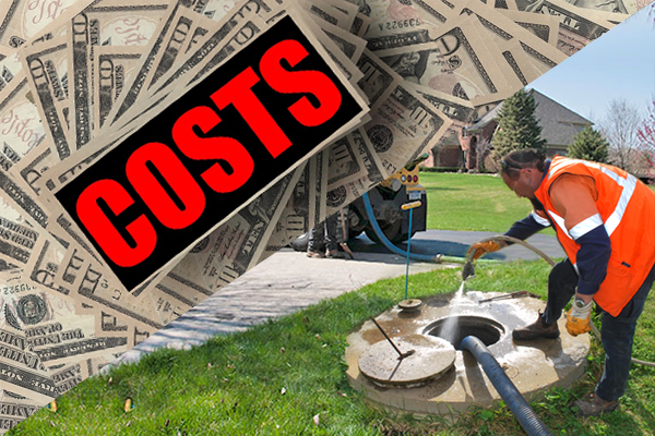 Septic Tank Pumping Cost What To Expect And Budget For