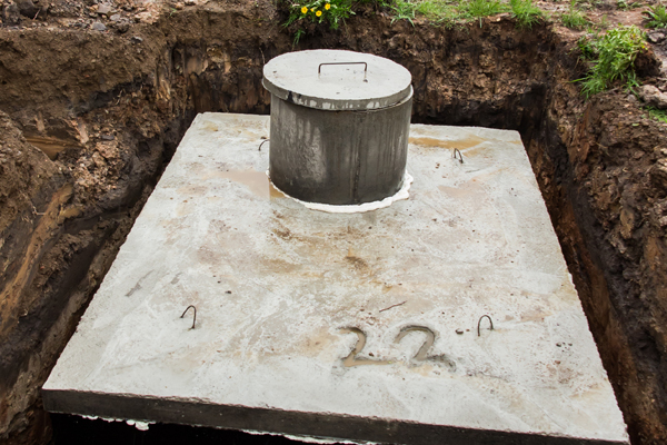 Repairing And Replacing Septic Tank Covers Call 404