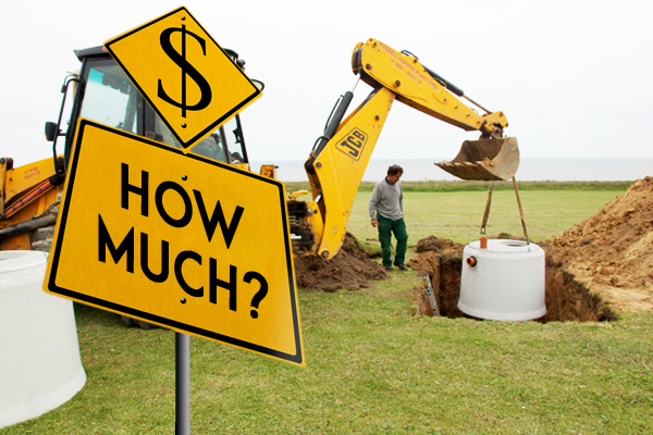 Septic System Cost Budgeting For The Install Amp Care Of